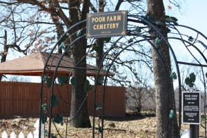 Poor Farm Cemetery, Post-Community Cleanup