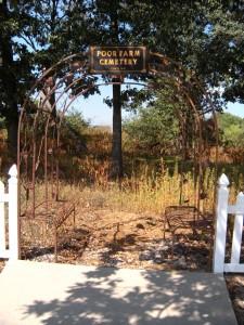 Poor Farm Cemetery, Bentonville, AR